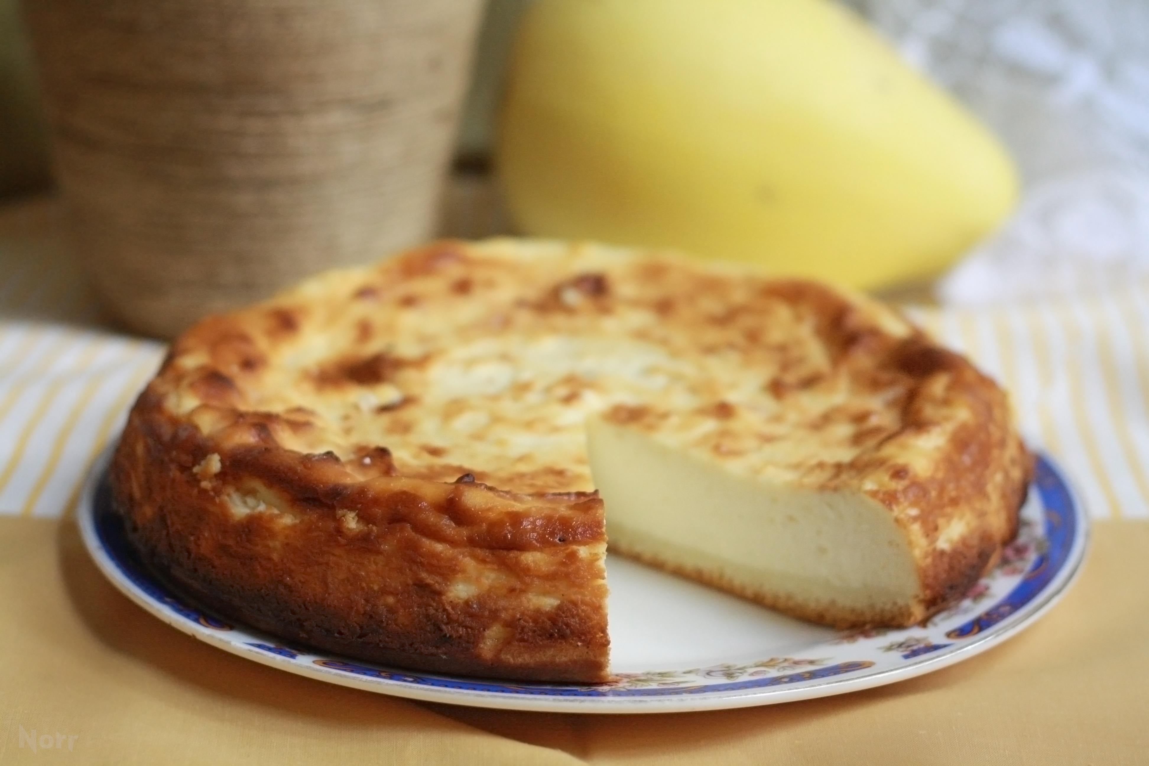 Рецепт воздушного пирога с творожной начинкой 74